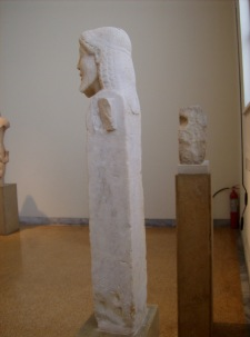 A herme. National Museum of Archaeology, Athens. ©AlisonInnes